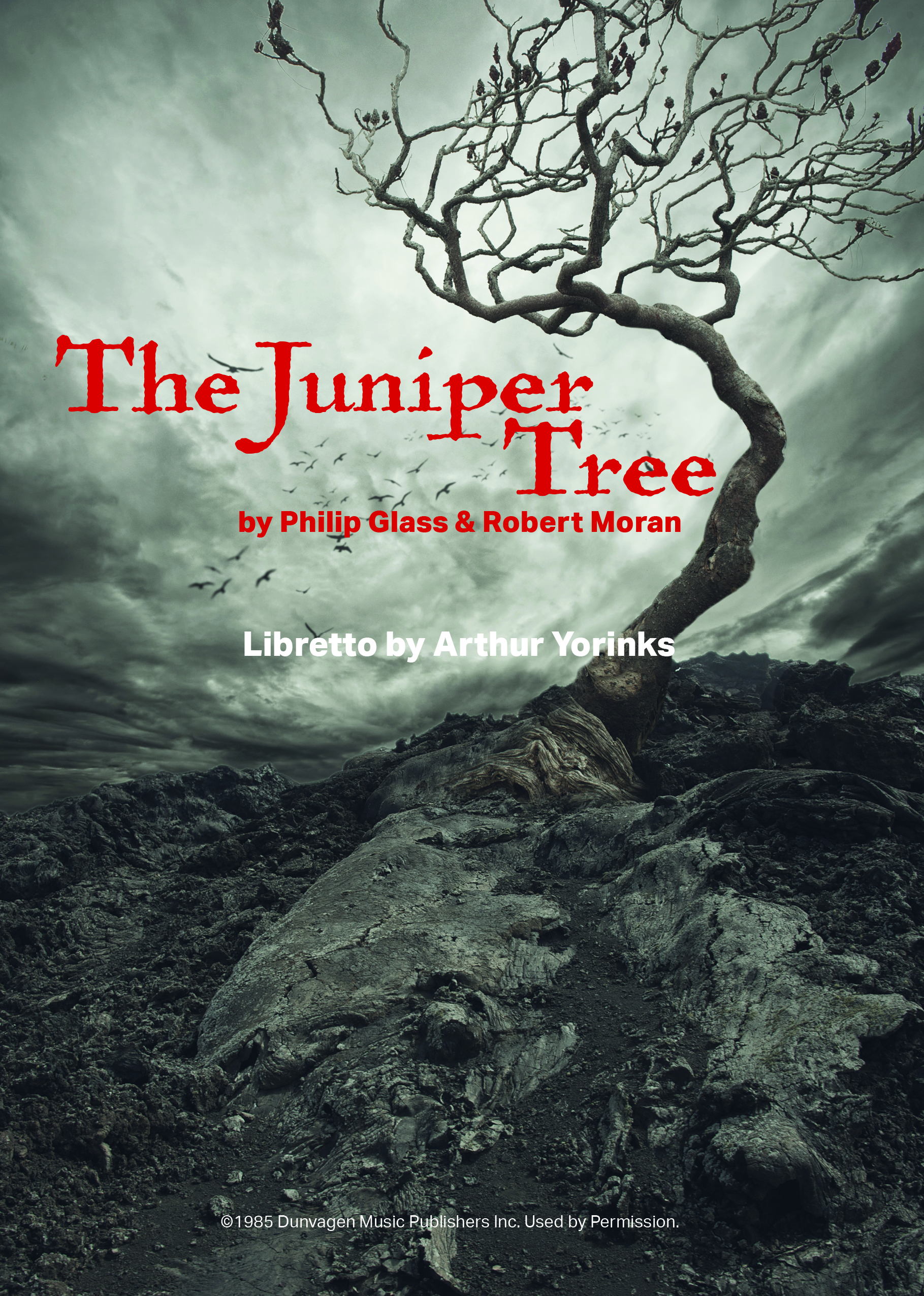 The Juniper Tree opera Helen Astrid Singing Academy