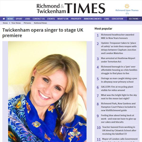 richmond and twickenham times